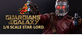 HOT TOYS STAR-LORD